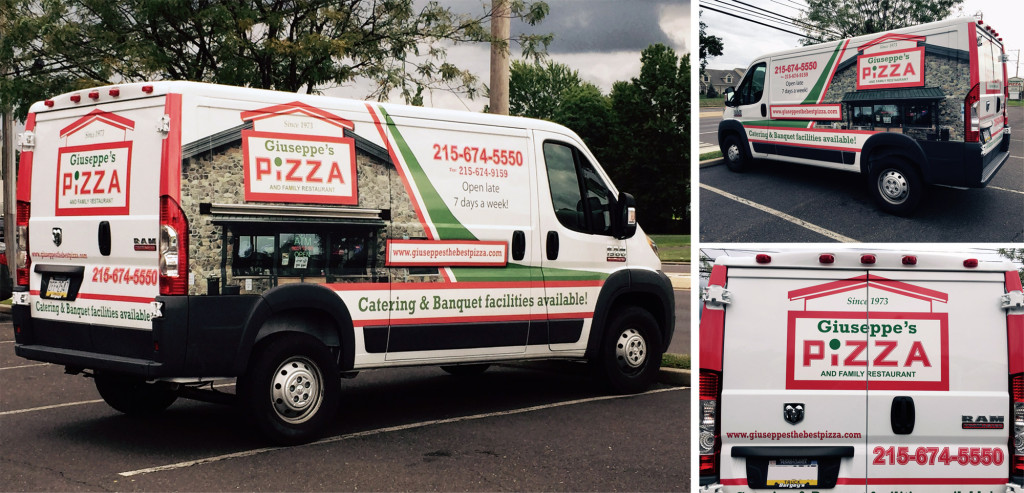 Giuseppe's Pizza Catering Delivery Services