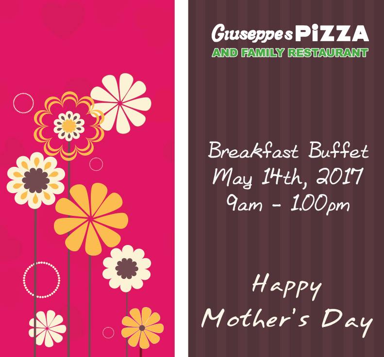 Mother's Day Breakfast Buffet Warminster PA