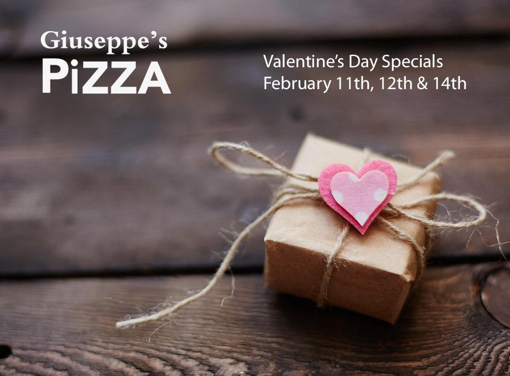 Valentine's Day Specials 2017
