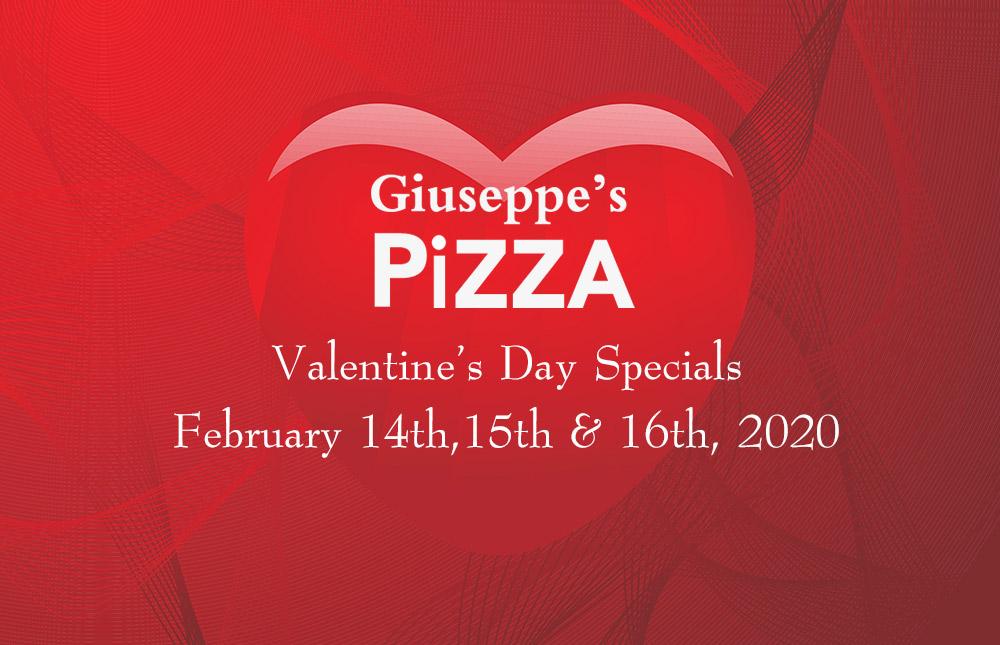 Valentine's Day Specials 2020