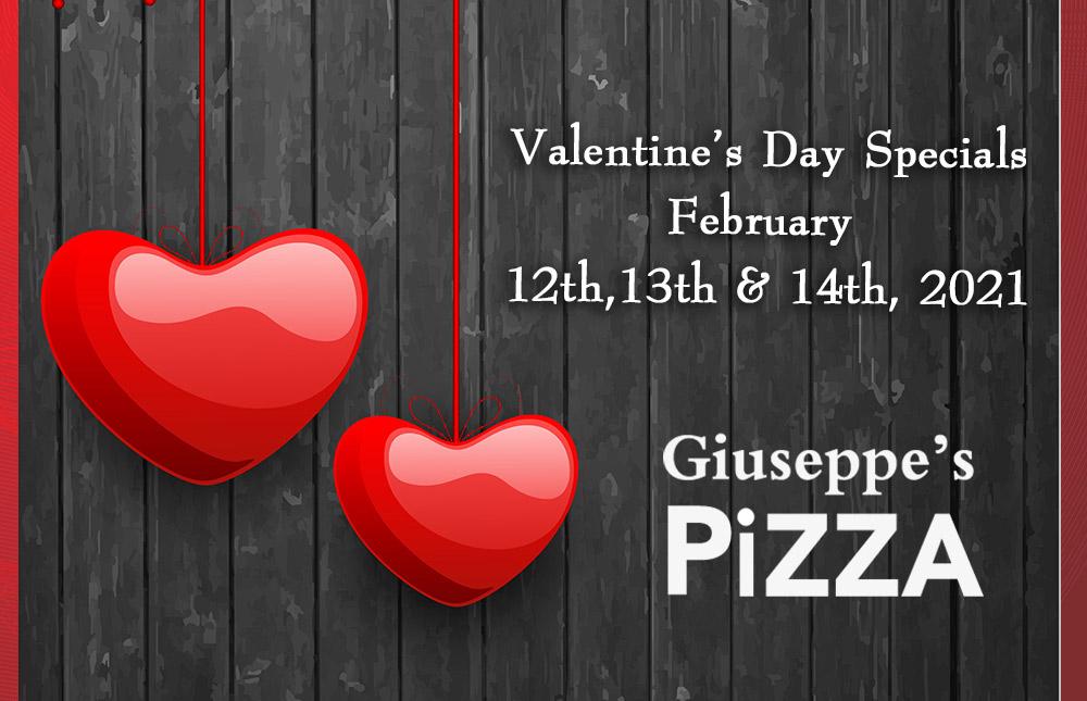 Valentine's Day Specials 2021